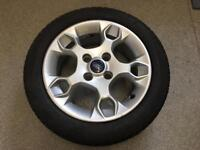 "Ford Fiesta Alloy Wheel 195""50""R15"