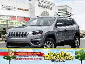 2019 Jeep New Cherokee NORTH   LEASE ME FOR $165 + HST BI-WEEKLY