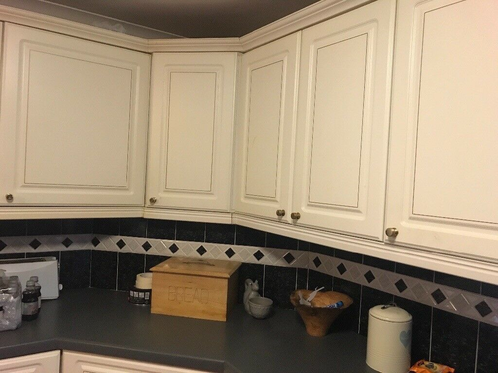 Fully ready kitchen