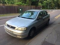 Autometice vauxhall astra envoy for sale, low mileage, very long mot, drives good.