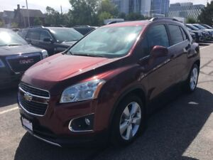 2014 Chevrolet Trax  LTZ 1.4L Turbo FWD Bluetooth Backup Cam Rem