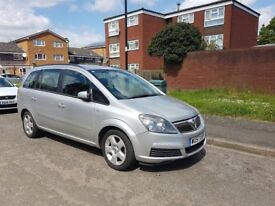 Manual Zafira for Sale