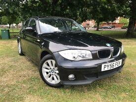 2007 (56) BMW 1 SERIES 118I SE 2.0 PETROL MANUAL ** ONLY 54000 MILES ** NEW MOT