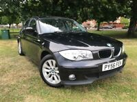 2007 (56) BMW 1 SERIES 118I SE 2.0 PETROL MANUAL ** ONLY 54000 MILES ** NEW MOT