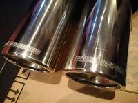 Eisenmann Performance Exhaust Dual Tip BMW E46, E39, E60, E90, E36, E30, E38