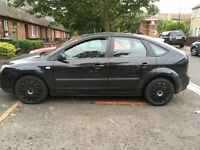 Ford Focus 1.6 tdci 07 plate