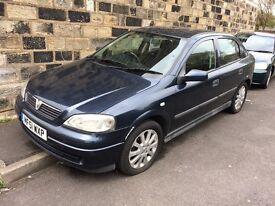 Vauxhall Astra 1.7 DIESEL 5 door hatchback good runner