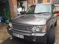 57 Range Rover Vogue V8 £6750 cat d
