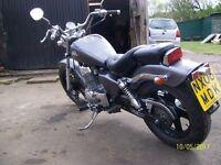 AJS REAGLE RAPTOR 250cc 10350 km 2006