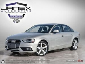 2013 Audi A4 2.0T Premium Plus ACCIDENT FREE | NAVI | R.CAM |...