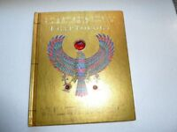 Egyptology book, beautifully produced like an old Journal. See close up photos