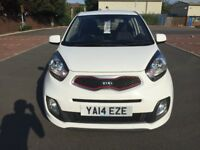 KIA PICANTO 1.0 VR7 EDITION 2014 ONLY 39K MILAGE FULL MAIN DEALER SERVICE HISTORY ONLY 1 OWNER £3795