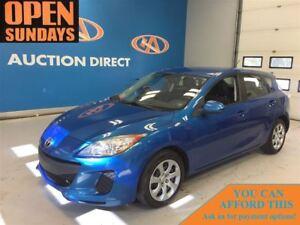2013 Mazda MAZDA3 GX! SPORT! FINANCE NOW!