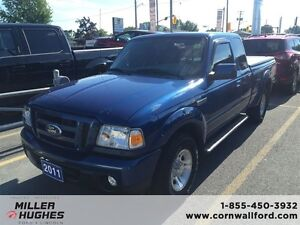 2011 Ford Ranger Sport,Cruise,ABS,Tow Pkg,A/C