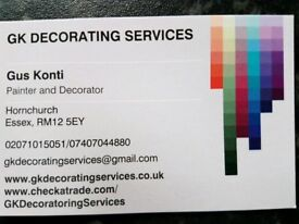 Painter & Decorator FREE QUOTES (ESSEX/LONDON )