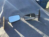 Renault Clio CUP RACER Carbon Fibre Wing Mirrors - Renault Sport Clio 172 182