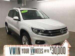 2016 Volkswagen Tiguan | Special Edition