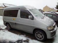 Mazda Bongo 2.5 V6 Campervan with Moonfleet Conversion