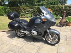 BMW R1150RT Motorbike