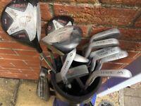 Beginners set of Golf Clubs