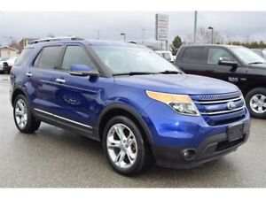 2013 Ford Explorer Limited+AWD+cuir+7 passagers+