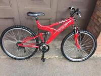 Trax Mountain Bike for Sale..