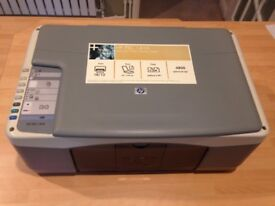 HP All-in-one printer / scaner