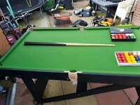 Snooker/Pool Foldable table