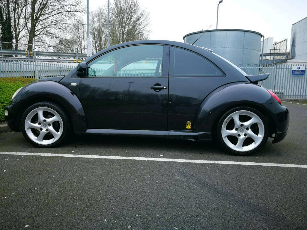 new mot private plate vw beetle porsche wheels not. Black Bedroom Furniture Sets. Home Design Ideas