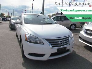 2015 Nissan Sentra 1.8 S | ONE OWNER | BLUETOOTH