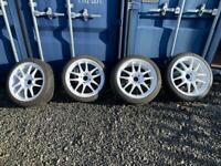 Rota torque wheels