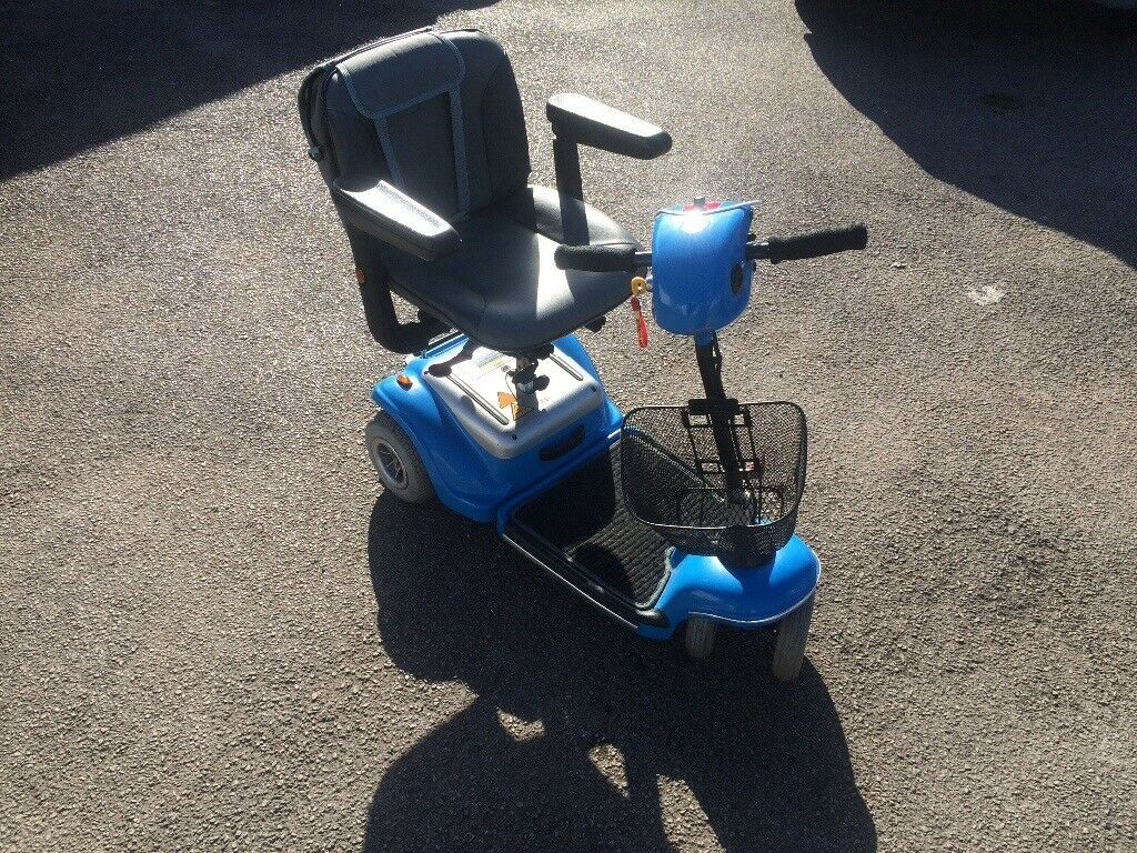 Mobility Scooter Shoprider Whisper