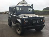 LAND ROVER 90 DEFENDER TURBO DIESEL