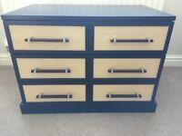 6 drawer chest