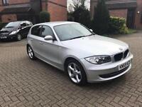 BMW 1 series 116d 2009 cheap tax