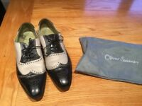 Men Oliver Sweeney Shoes in Excellent Condition Size 9