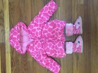 Girls brand name clothing 12-18 to 3T (heavy in 2T)