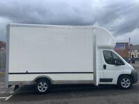 For Sale Peugeot Boxer Luton Van 2013 / Low Mileage 11000£ (negotiable)