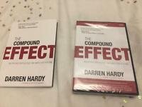 The compound effect book and audio cd's