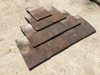 Reclaimed Machine Made Clay Tiles