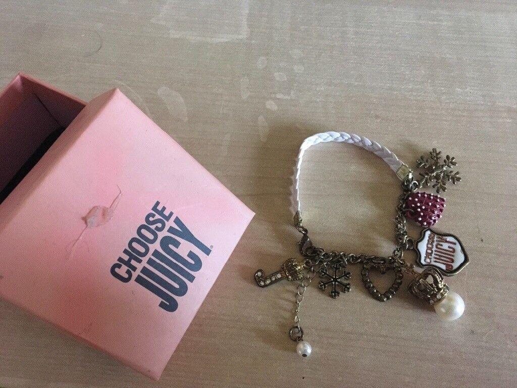 Juicy Couture vintage bracelet