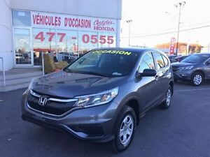 2015 Honda CR-V LX, traction intégrale, Bluetooth