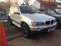 very clean BMW X5 low mileage! diesel, automatic!