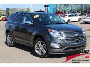 2017 Chevrolet Equinox Premier V6 AWD| Sun| Nav| Heat Leath| Pio
