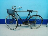 Italian bike of the 70s in need of repair and care