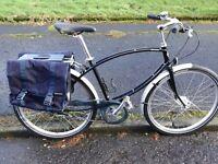 PASHLEY PARAMOUNT BIKE - retro styling built in the UK.