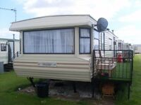 6 BERTH PET FRIENDLY CARAVAN ON CORAL BEACH INGOLDMELLS