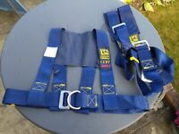 Safety harnesses from Lalizas.