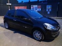 1.2 RENAULT CLIO 2008 PETROL MANUAL 83000 MILES MOT 19/6/18 HISTORY 2 OWNERS 3 MONTHS WARRANTY