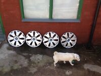 Ford 16 inch wheel trims